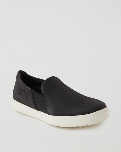 Roots-Men Footwear-Mens Annex Slip-on-Abyss-A