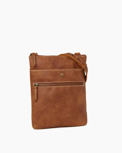 Roots-Leather Bestsellers-Rosedale Crossbody-Natural-A