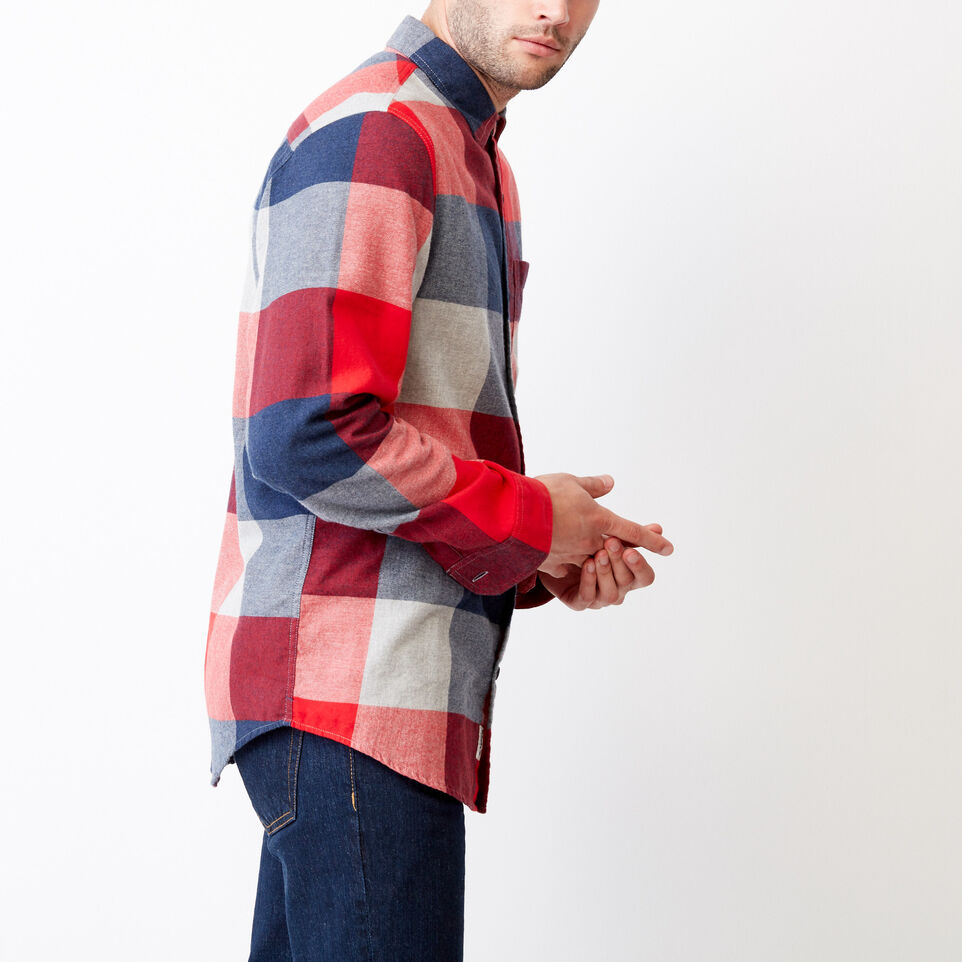 Roots-undefined-Redrock Flannel Shirt-undefined-C