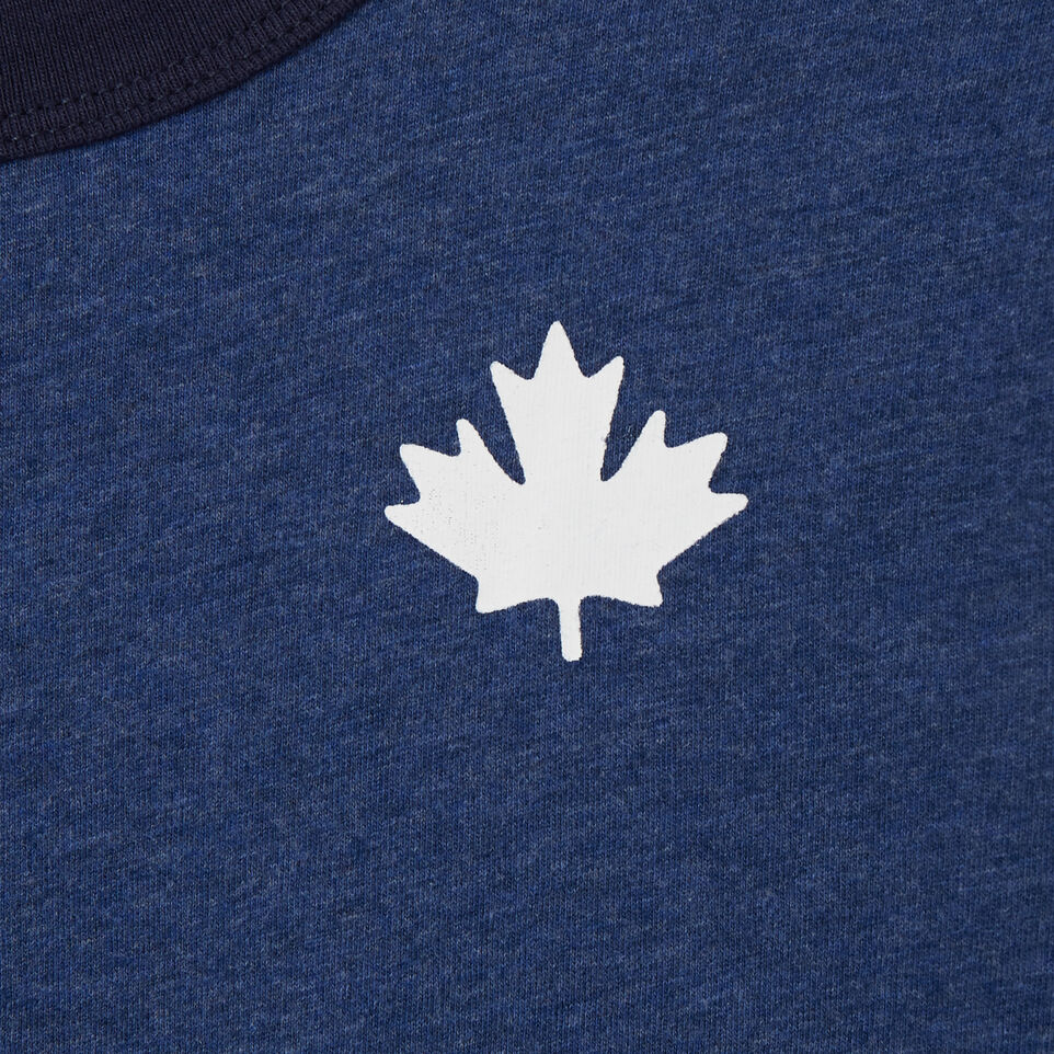 Roots-undefined-Boys Canada Ringer T-shirt-undefined-D