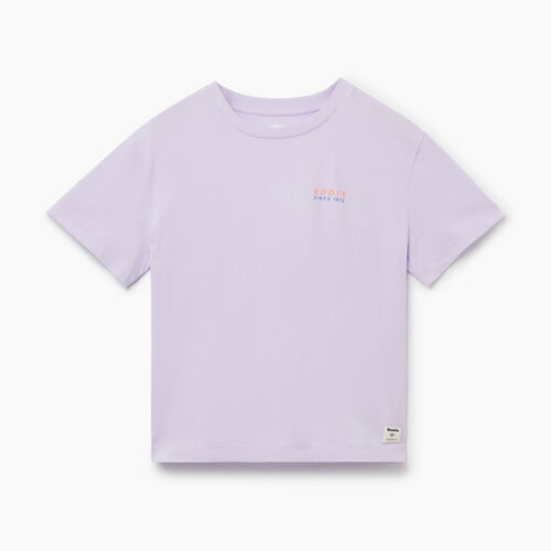 Roots-Women New Arrivals-Womens Sherbrooke T-shirt-Lavender-A