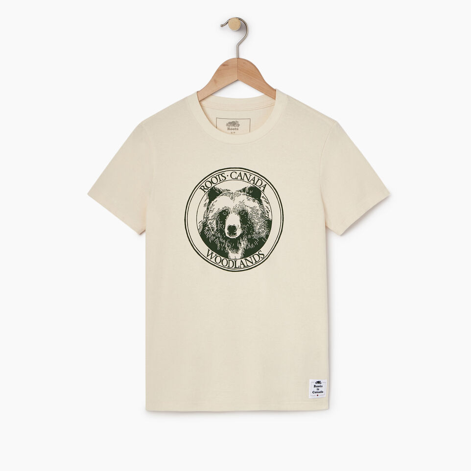 Roots-undefined-Womens Cooper Bear T-shirt-undefined-A