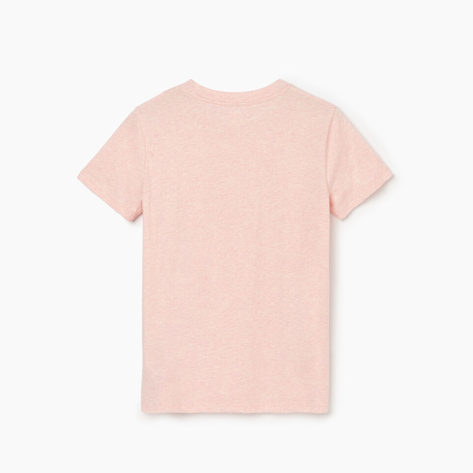 Roots-Women Our Favourite New Arrivals-Womens Vault T-shirt-English Rose Mix-B