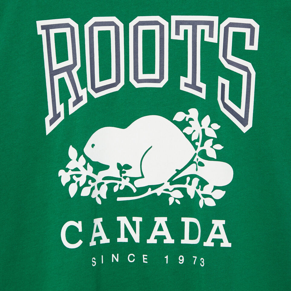 Roots-undefined-Boys Roots Classic T-shirt-undefined-D