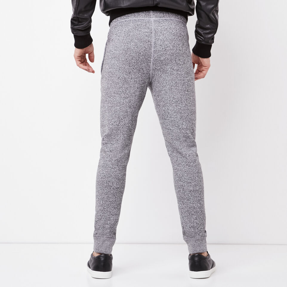 Roots-undefined-Roots Salt and Pepper Park Slim Sweatpant-undefined-D