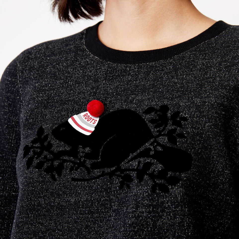 Roots-undefined-Buddy Cozy Crew Sweatshirt-undefined-E
