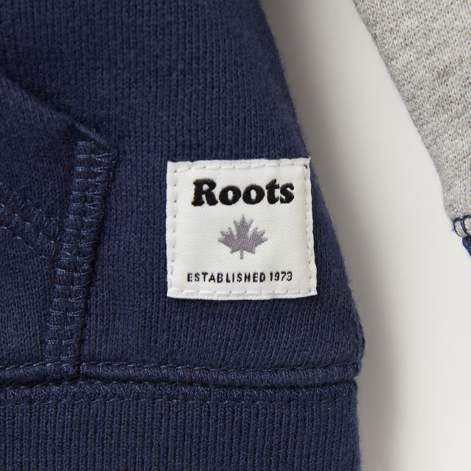 Roots-undefined-Baby RBC Varsity Full Zip Hoody-undefined-C