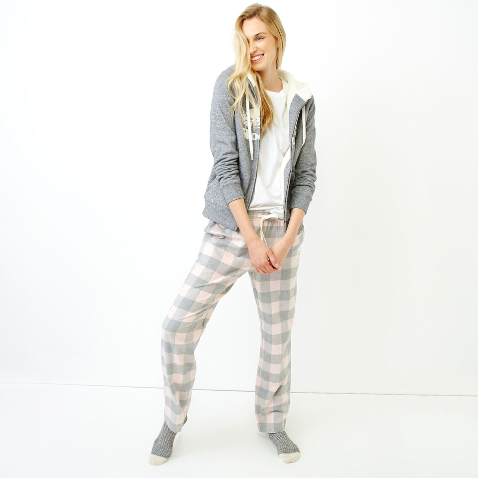 Roots-New For December Today Only: 40% Off Park Plaid Collection-Inglenook Lounge Pant-Pink Mix-B