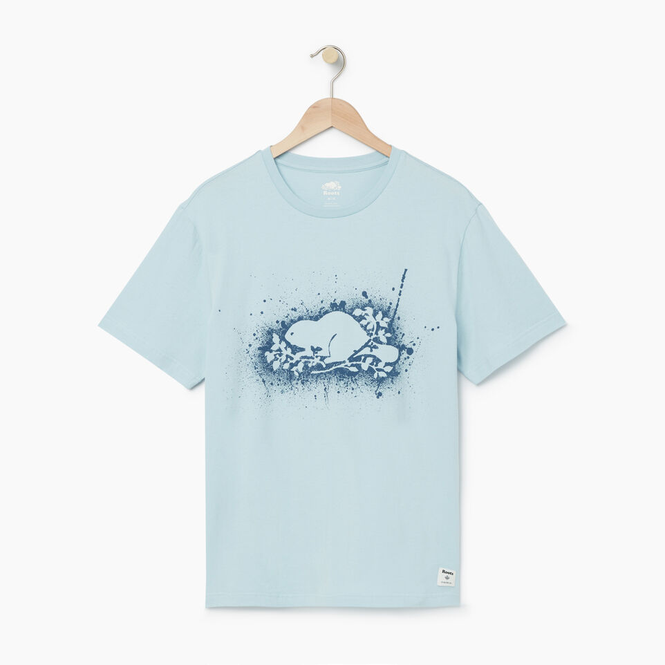 Roots-undefined-Mens Buddies T-shirt-undefined-A