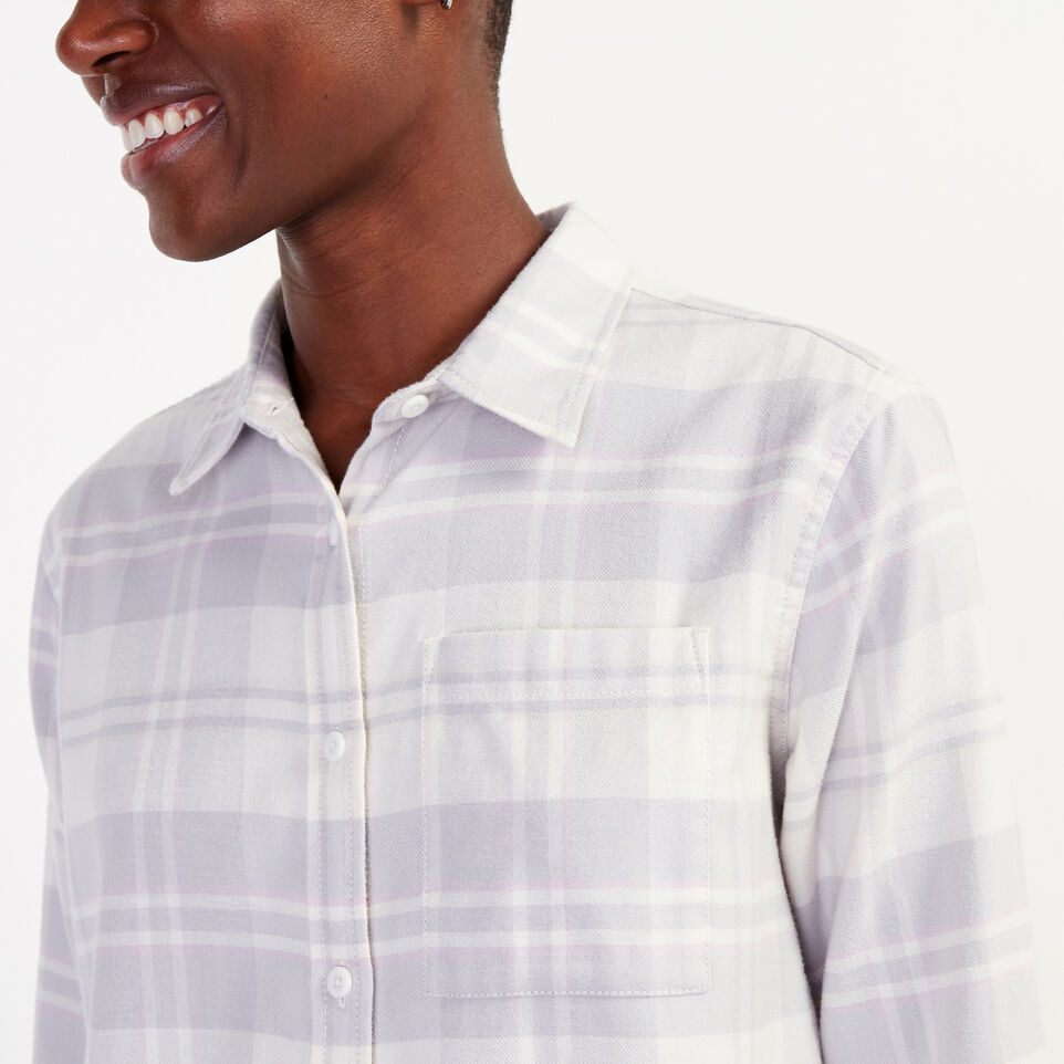 Roots-undefined-Journey Plaid Shirt-undefined-E