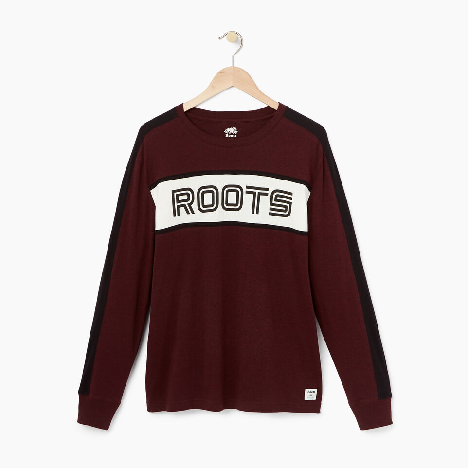 Roots-undefined-Mens Sport Long Sleeve  T-shirt-undefined-A