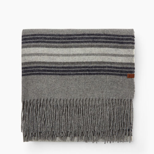 Roots-Women Accessories-Elkwater Scarf-Grey Mix-A