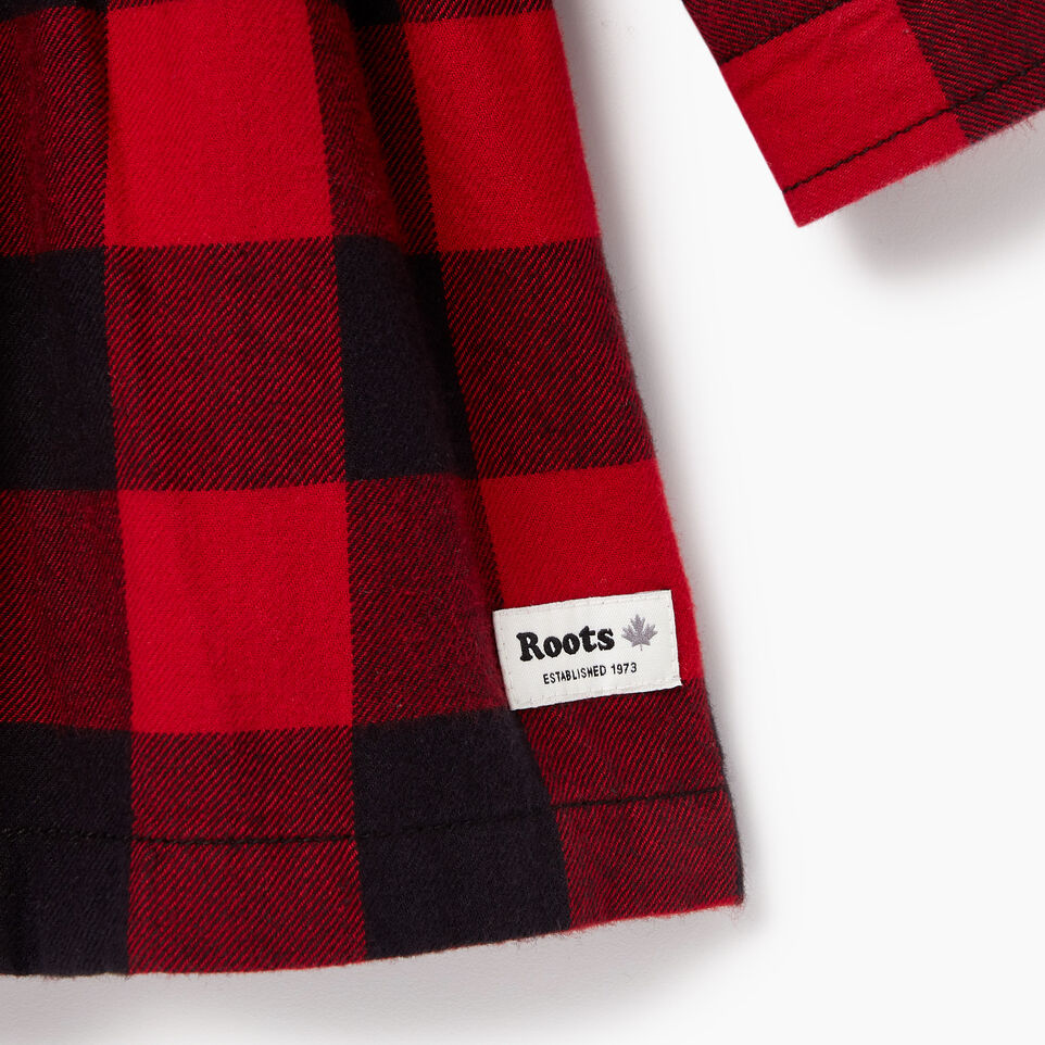 Roots-undefined-Baby Park Plaid Dress-undefined-D