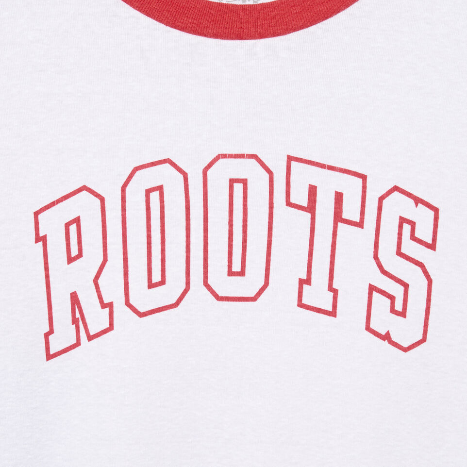 Roots-undefined-Womens Varsity Chic T-shirt-undefined-D