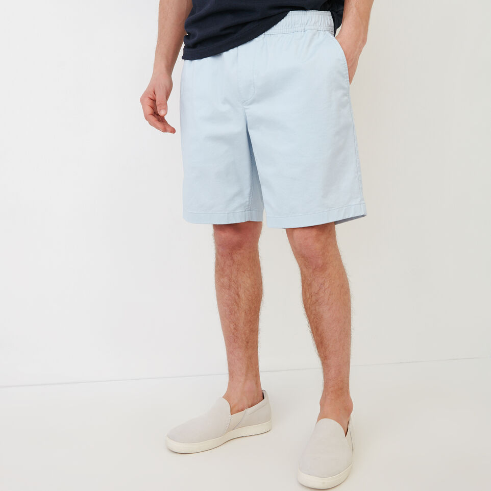 Roots-Men Our Favourite New Arrivals-Essential Short-Baby Blue-A
