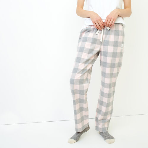 Roots-Women Categories-Inglenook Lounge Pant-Pink Mix-A