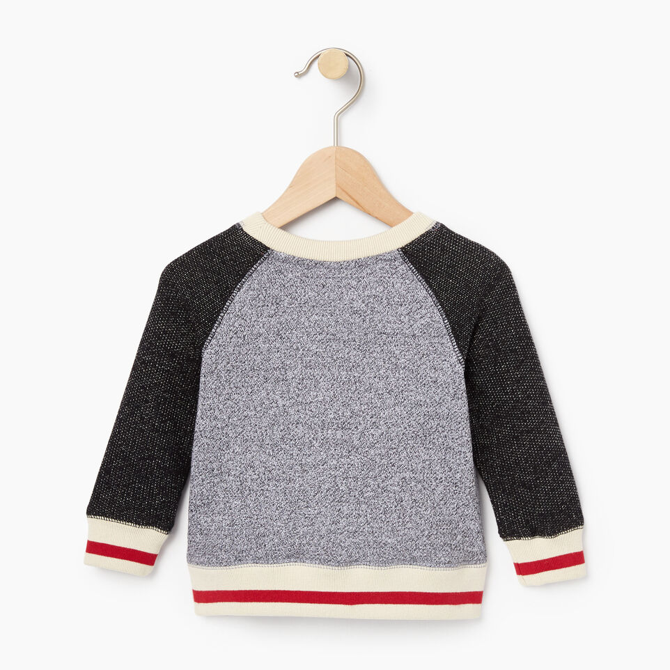 Roots-undefined-Baby Roots Cabin Crew Sweatshirt-undefined-B