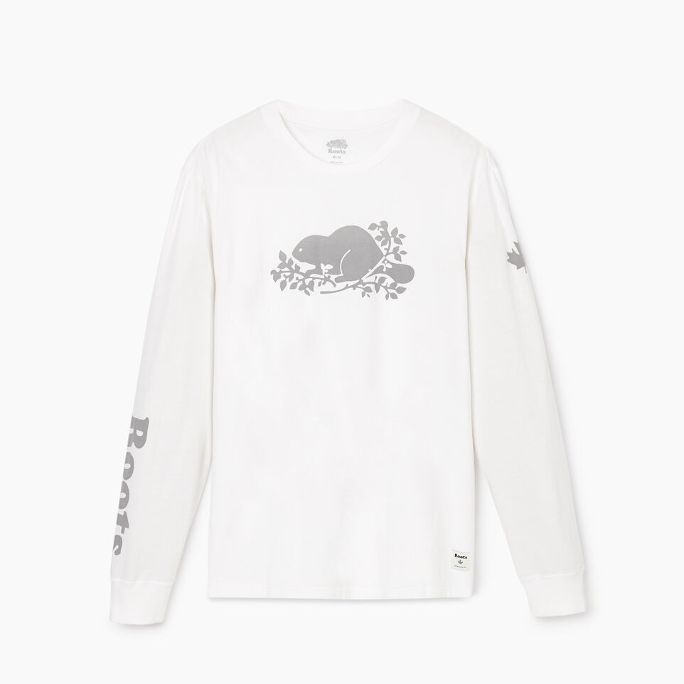 Roots-undefined-Mens Remix Long Sleeve  T-shirt-undefined-A
