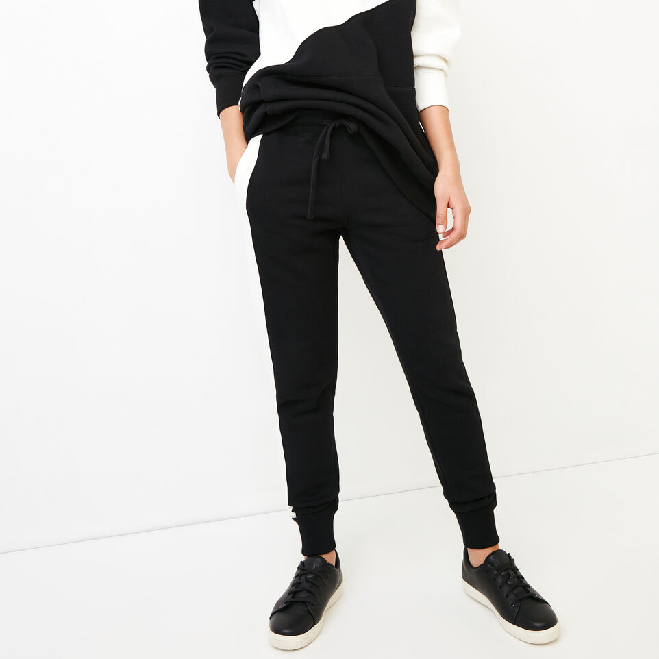 Roots-undefined-The Slim Contrast Sweatpant-undefined-A