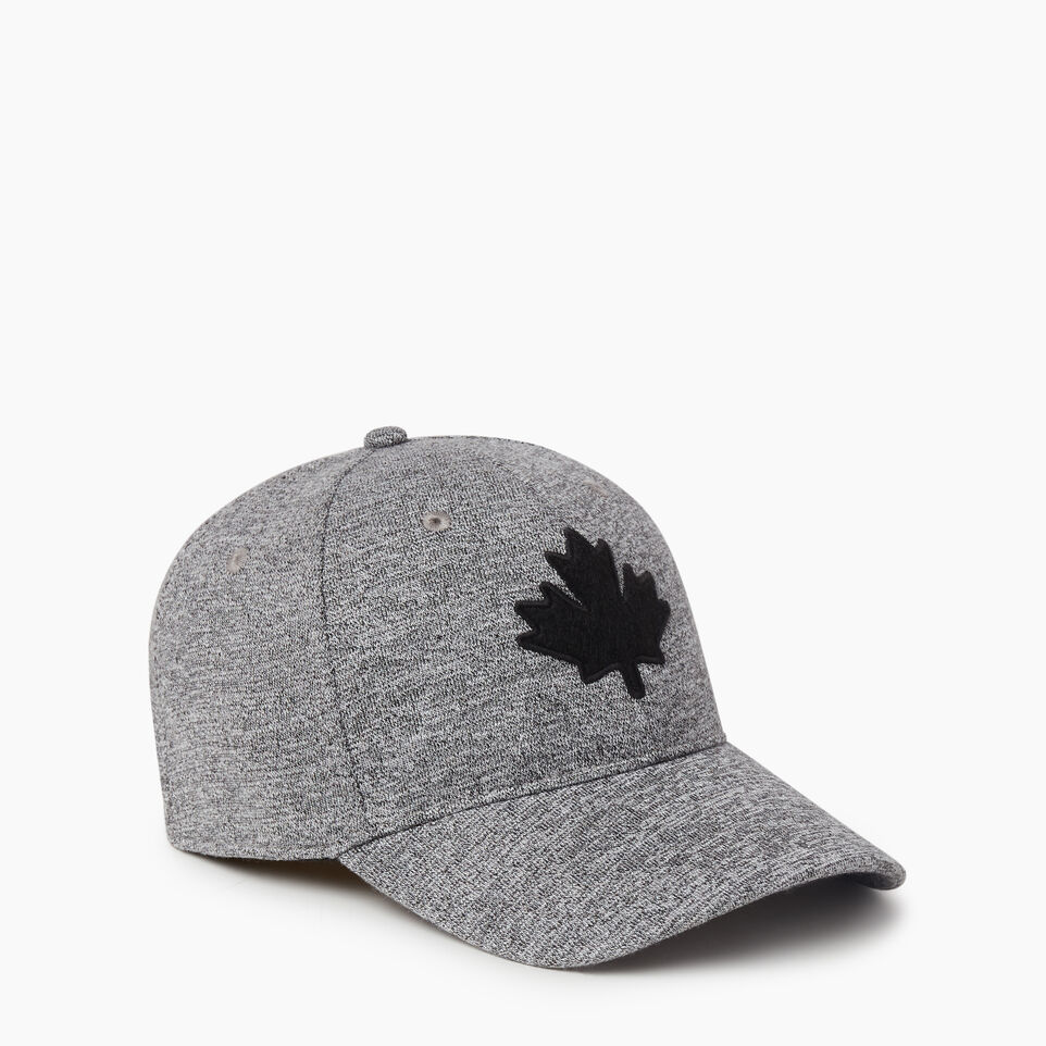 Roots-undefined-Stretch Fitted Baseball Cap-undefined-A