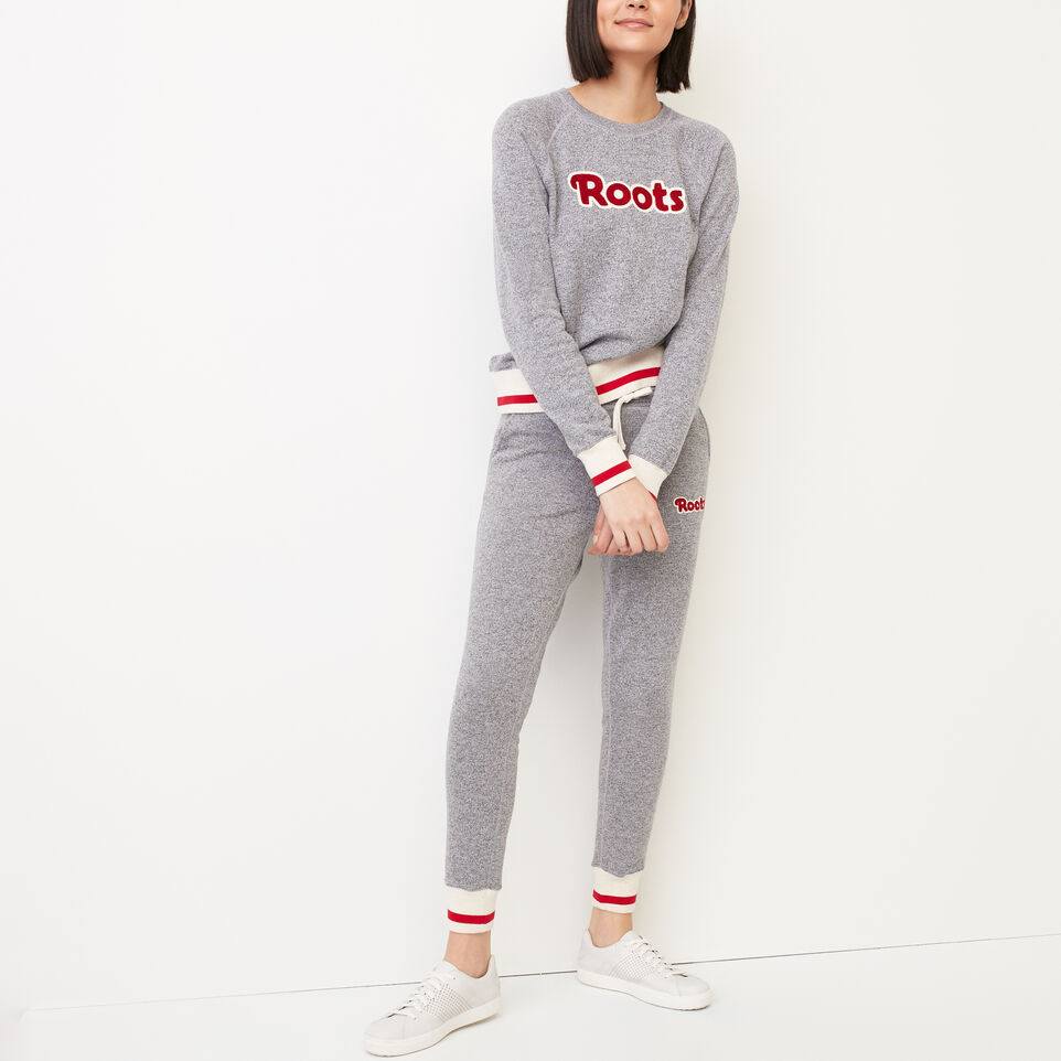 Roots-undefined-Roots Cabin Cozy Crew Sweatshirt-undefined-B