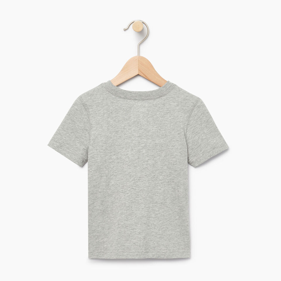 Roots-Kids Our Favourite New Arrivals-Toddler Canadian Boy T-shirt-Grey Mix-B