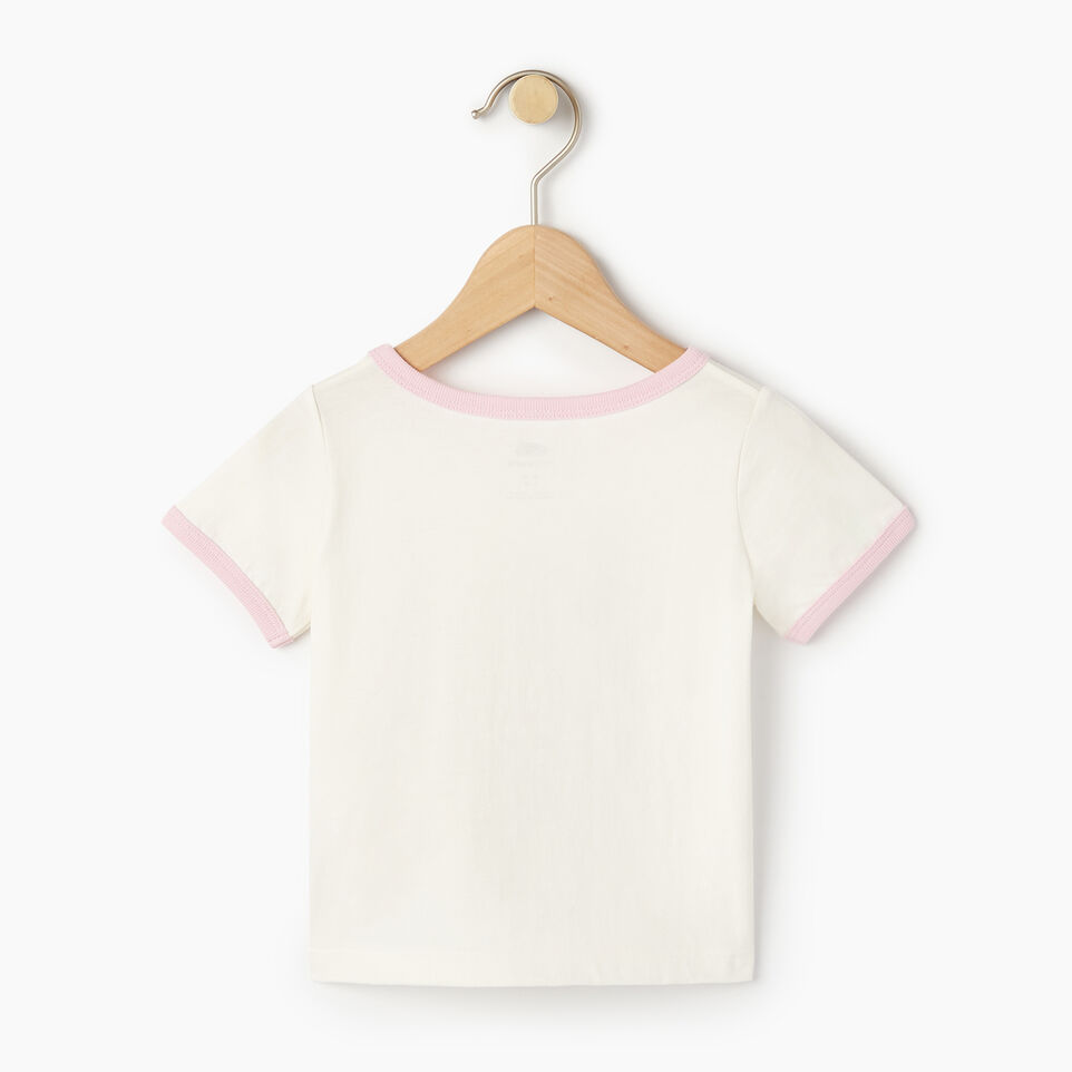 Roots-undefined-Baby Roots Classic Ringer T-shirt-undefined-B