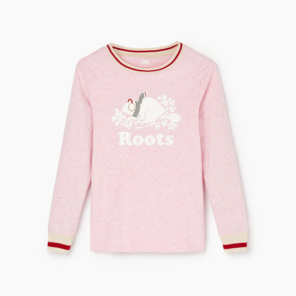 Roots-undefined-Girls Buddy Pj Set-undefined-B
