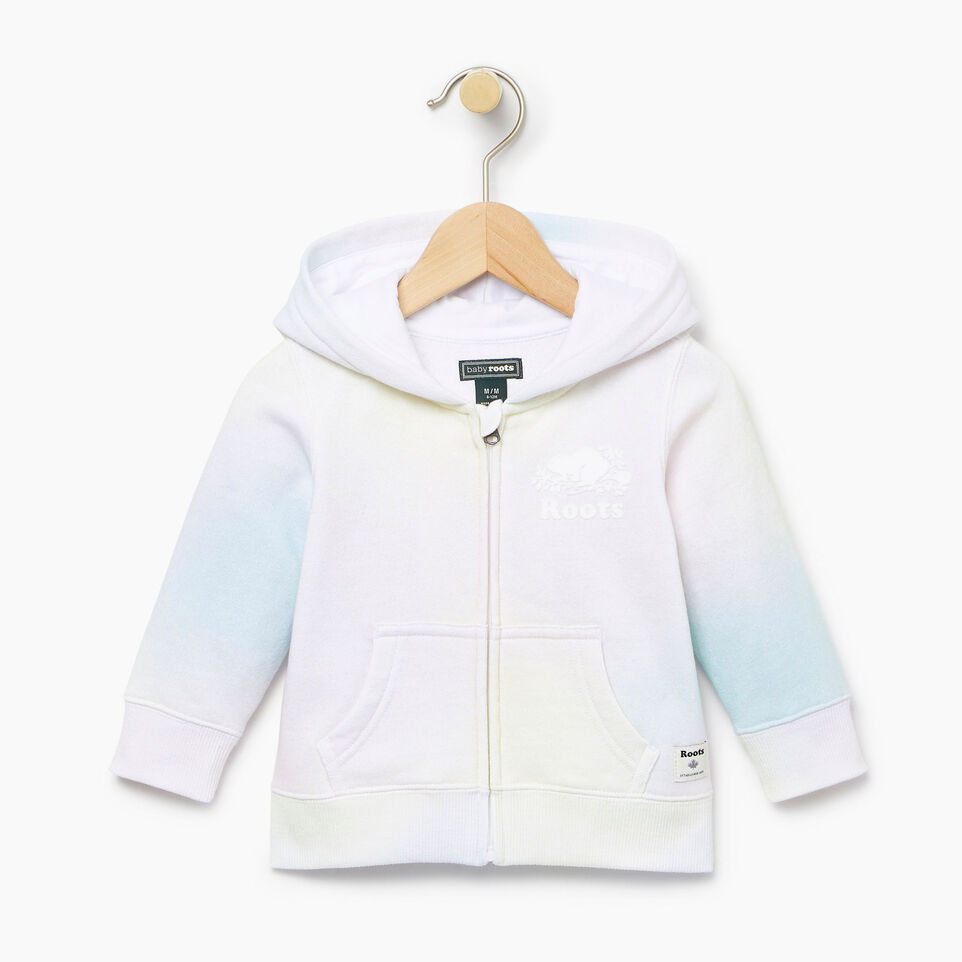 Roots-undefined-Baby Watercolour Full Zip Hoody-undefined-A