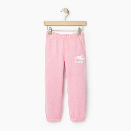 Roots-Kids Bottoms-Toddler Original Roots Sweatpant-Pastl Lavender Pper-A
