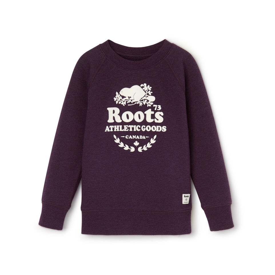 Roots-undefined-Toddler Laurel Crewneck Sweatshirt-undefined-A