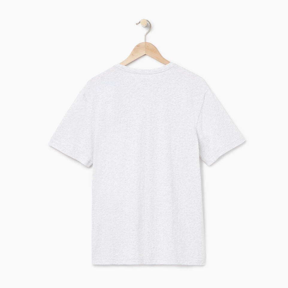 Roots-undefined-Mens Roots Colours T-shirt-undefined-B