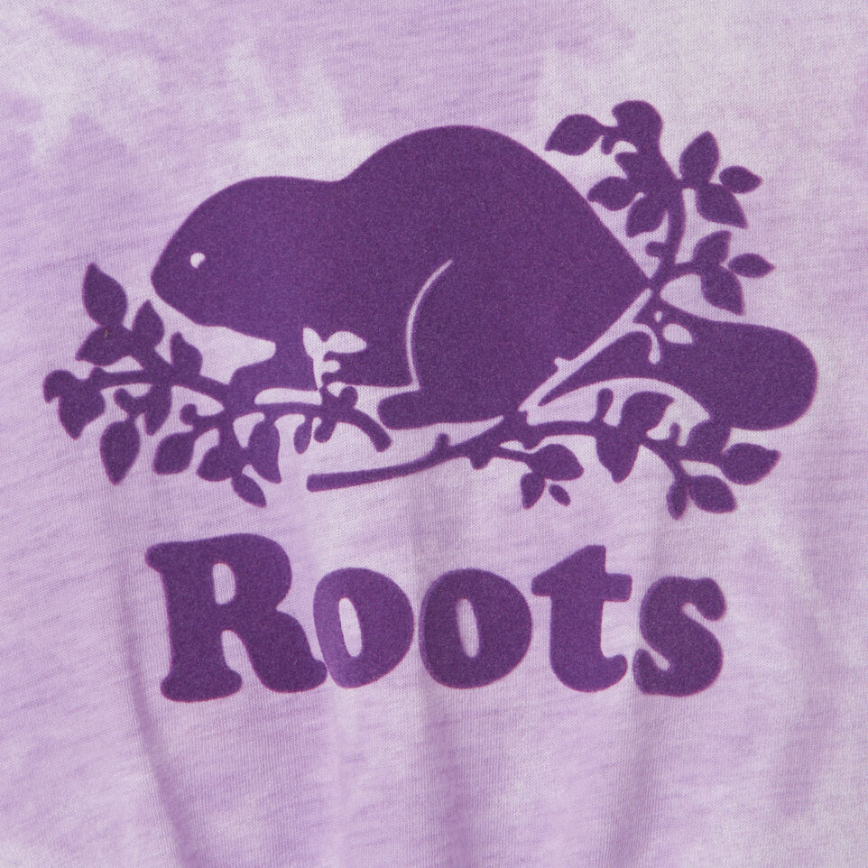 Roots-Kids T-shirts-Toddler Tie T-shirt-African Violet-C