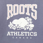 Roots-Kids New Arrivals-Girls RBA Crew-Purple-D