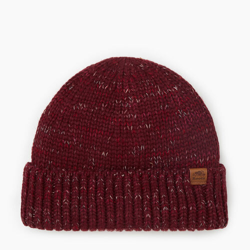 Roots-Gifts Accessory Sets-Canmore Toque-Mulberry Mix-A