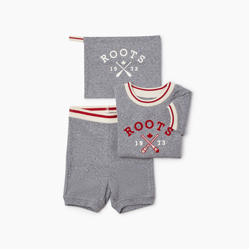 Roots-undefined-Toddler Cabin PJ Set-undefined-A
