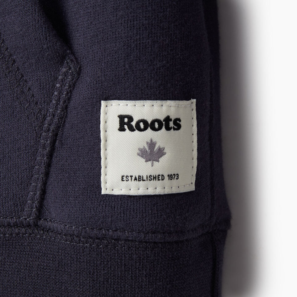 Roots-Kids Our Favourite New Arrivals-Boys Original Full Zip Hoody-Graphite-E