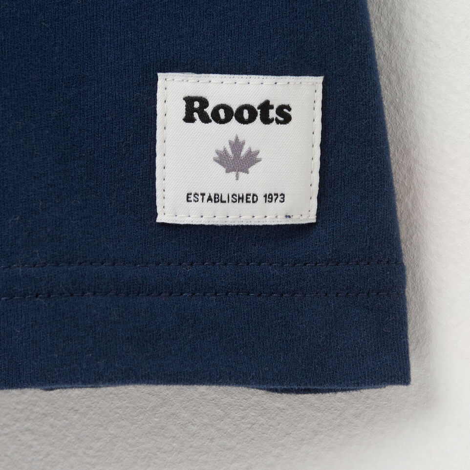 Roots-undefined-T-shirt Across Canada pour hommes-undefined-C