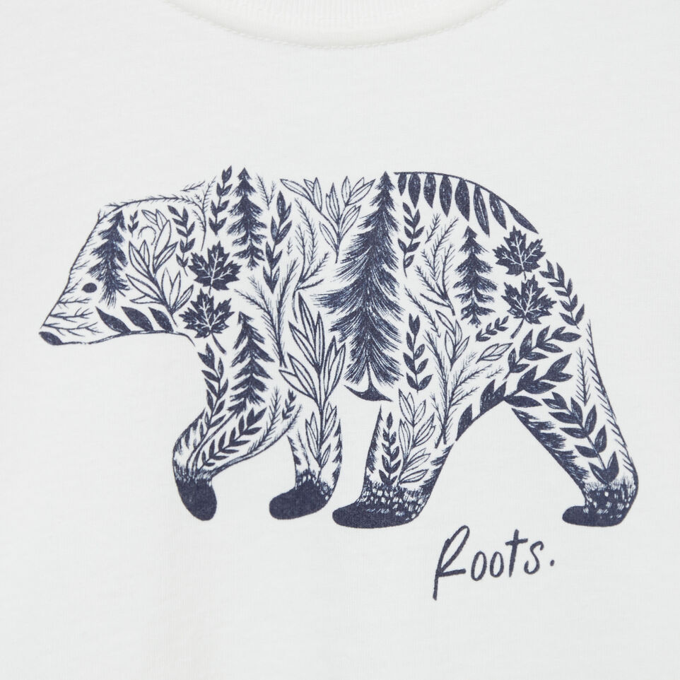 Roots-undefined-Baby Woodland Animal T-shirt-undefined-C