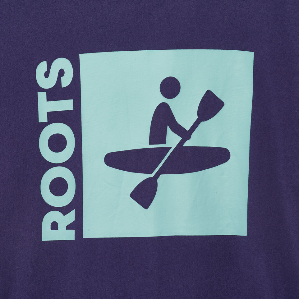 Roots-Men Our Favourite New Arrivals-Mens Roots Outdoors T-shirt-Eclipse-D