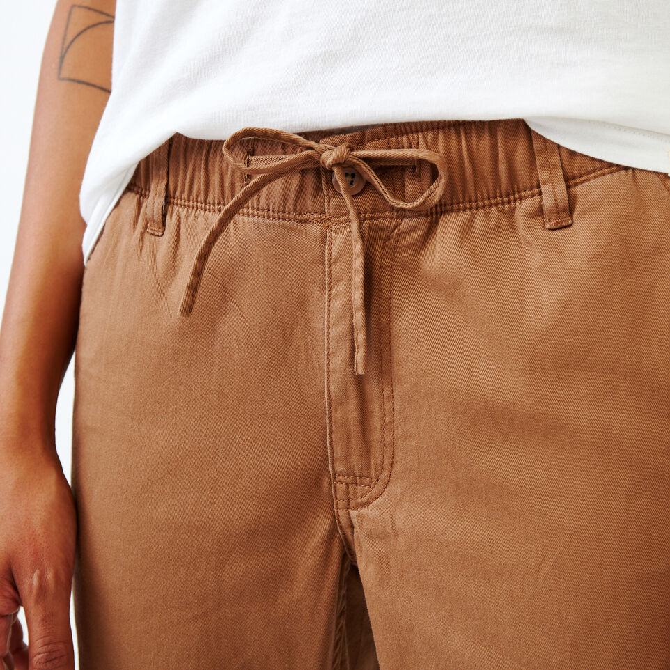 Roots-Women Bottoms-Bedford Slim Chino-Toasted Coconut-E