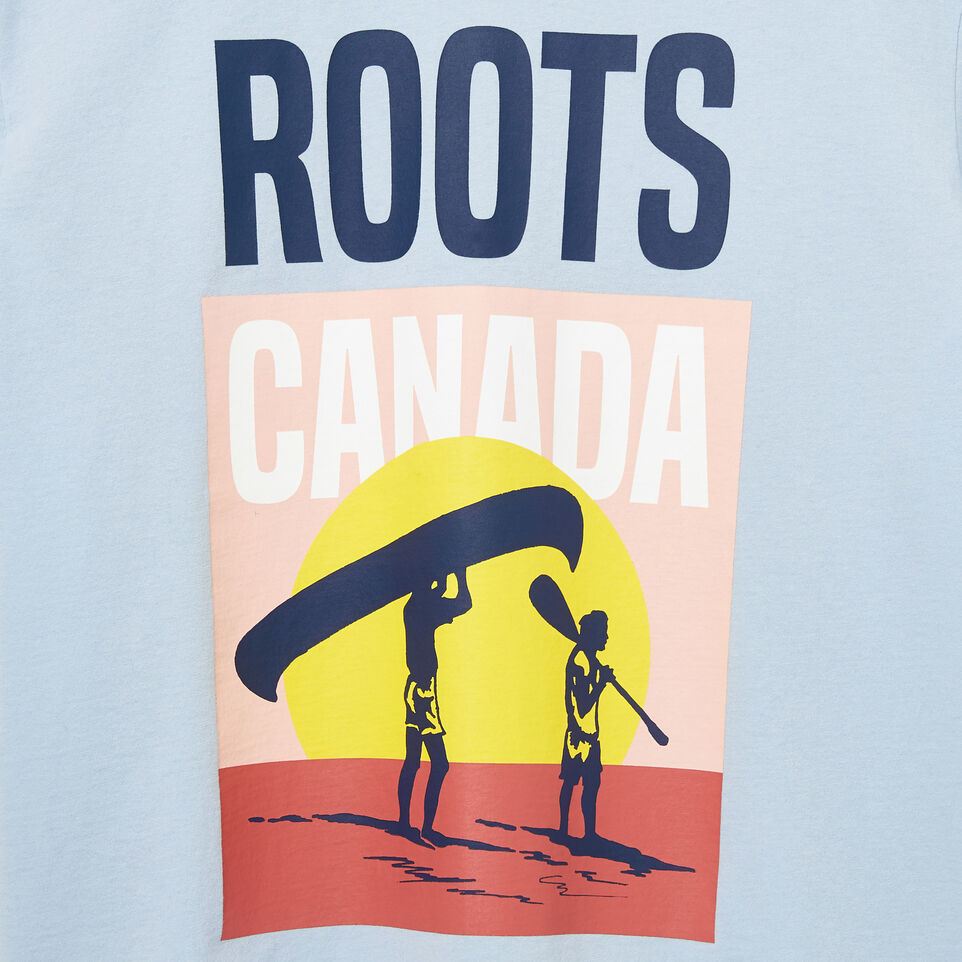Roots-undefined-Mens Portage T-shirt-undefined-D