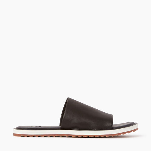 Roots-Clearance Footwear-Womens Kensington Sandal-Abyss-A