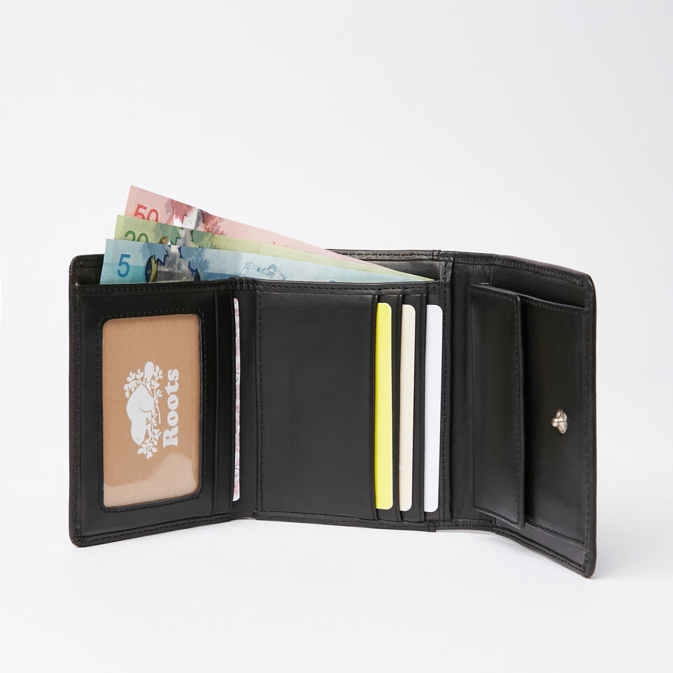Roots-undefined-Easy Trifold Wallet Box-undefined-B
