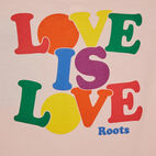 Roots-Kids Tops-Toddler Roots Pride T-shirt-English Rose-E