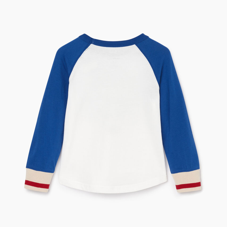 Roots-undefined-T-shirt baseball cabane  pour tout-petits-undefined-B