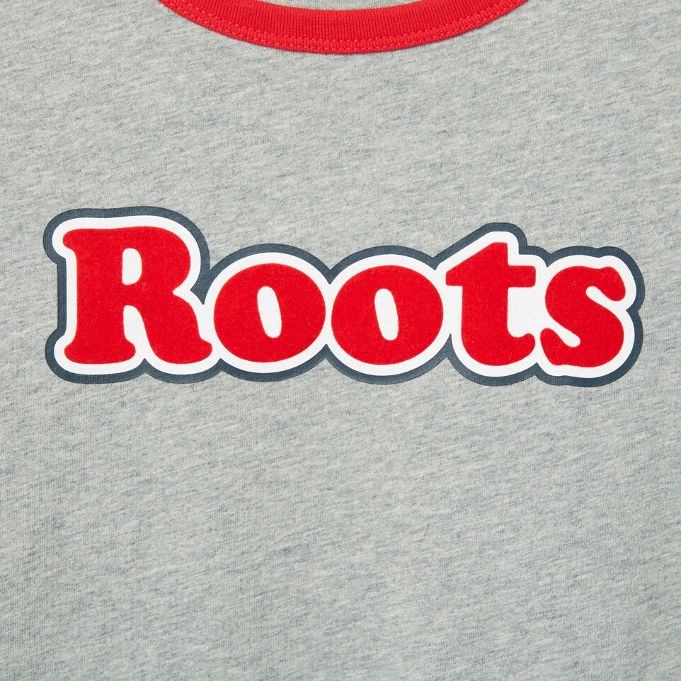 Roots-undefined-Womens Roots Ringer T-shirt-undefined-D