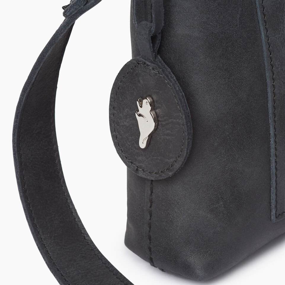 Roots-Leather  Handcrafted By Us Our Favourite New Arrivals-Richmond Crossbody-Jet Black-E
