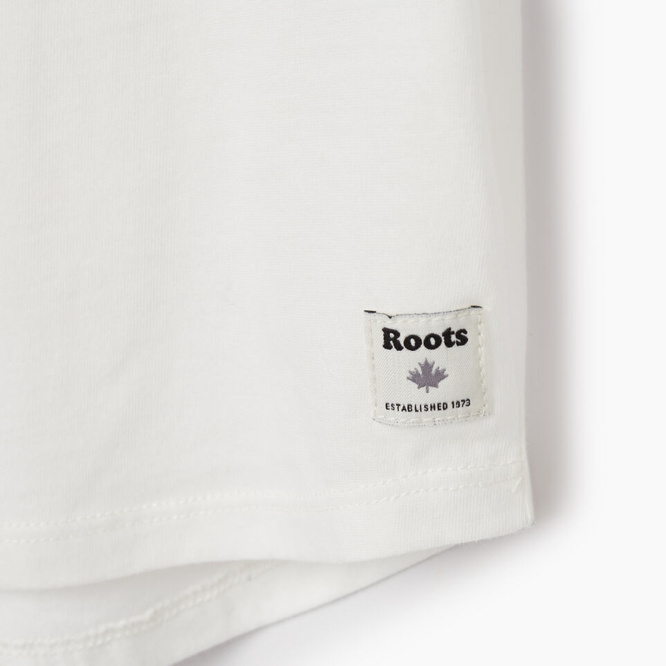 Roots-undefined-T-shirt Life Is Better pour tout-petits-undefined-D