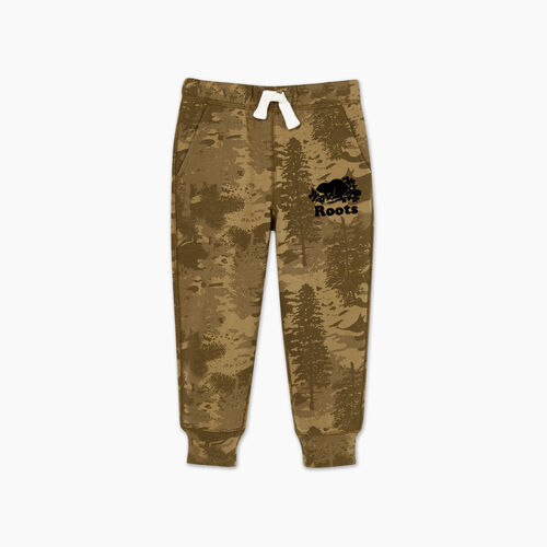 Roots-Kids Toddler Boys-Toddler Outdoors Slim Sweatpant-Multi-A